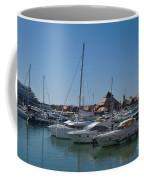 Vilamoura Marina 5 Coffee Mug