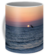 Vilano Beach At Sunrise Coffee Mug