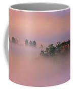 Villa In The Mist - Italy Coffee Mug
