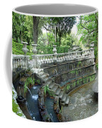 Villa Lante Garden Coffee Mug