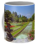 Villa Taranto Gardens,lake Maggiore,italy Coffee Mug