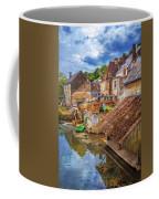 Village At The River Coffee Mug