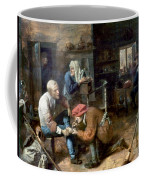 Village Barber-surgeon Coffee Mug