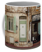 French Village Doors Coffee Mug