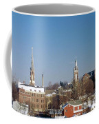 Village Of Spires Coffee Mug