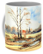 Village Scene I Coffee Mug