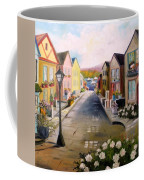 Village Street Coffee Mug