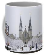 Villanova Snow Coffee Mug