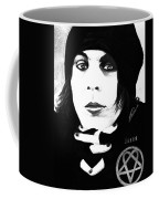 Ville Valo Portrait Coffee Mug