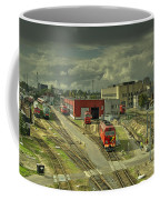 Vilnius Depot  Coffee Mug