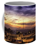 Vilnius Tv Tower Coffee Mug