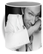 Vincent Cassel Coffee Mug