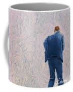 Vincent Coming Into The Light Coffee Mug