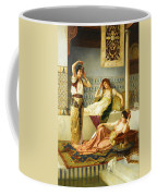 Vincent Stiepevich In The Harem Coffee Mug