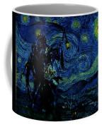 Vincent Van Ghost Xxv Coffee Mug
