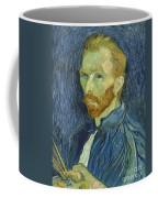 Vincent Van Gogh Self-portrait 1889 Coffee Mug