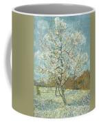 Vincent Van Gogh, The Pink Peach Tree Coffee Mug