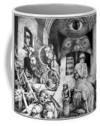 Vindobona Altarpiece IIi - Snakes And Ladders Coffee Mug
