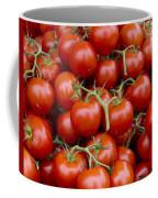 Vine Ripe Tomatos Coffee Mug by John Trax