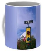 Vine St Coffee Mug