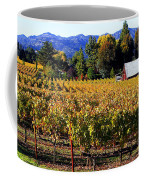 Vineyard 4 Coffee Mug