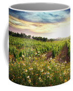 Vineyard Coffee Mug by Carlos Caetano