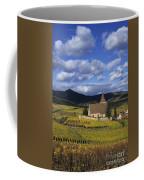 Vineyard In Alsace, France Coffee Mug