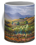 Vineyard In California Coffee Mug