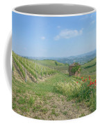 Vineyard In Italy Coffee Mug