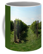 Vineyard On The Peninsula Coffee Mug