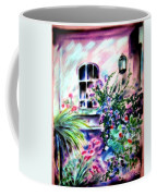 Vineyard Patio Coffee Mug