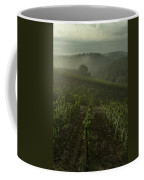Vineyards Along The Chianti Hillside Coffee Mug by Todd Gipstein