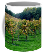 Vineyards In California Coffee Mug