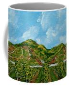 Vineyards Of The Wachau Valley Coffee Mug