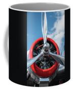 Vintage Aa Propeller Coffee Mug
