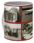 Vintage African Images Coffee Mug by Yali Shi