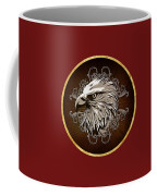 Vintage American Bald Eagle Coffee Mug