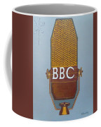 Vintage Bbc Mic Coffee Mug