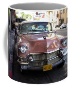Vintage Cadillac. Luxury From The Past Coffee Mug