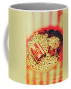Vintage Carnival Snack Booth Coffee Mug