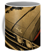 Vintage Chevrolet Chevelle Hood Coffee Mug