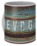 Vintage Chevrolet Tailgate Coffee Mug