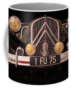Vintage Citroen 2 Coffee Mug