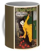 Vintage Coffee Advert - Circa 1920's Coffee Mug