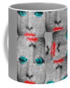 Vintage Faces Coffee Mug