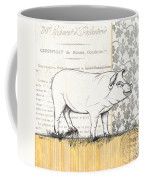 Vintage Farm 2 Coffee Mug