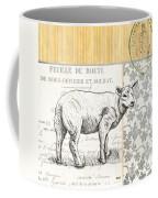 Vintage Farm 3 Coffee Mug