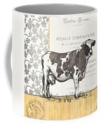 Vintage Farm 4 Coffee Mug by Debbie DeWitt