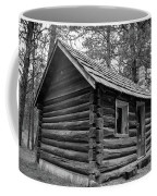 Vintage Farm House Coffee Mug