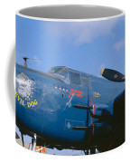 Vintage Fighter Aircraft, Burnet, Texas Coffee Mug